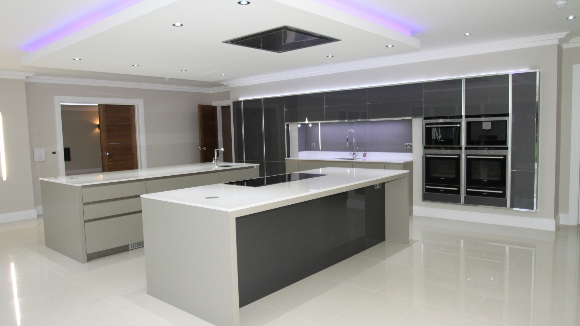 Beckermann kitchens german kitchens manufacturers for Kitchen manufacturers
