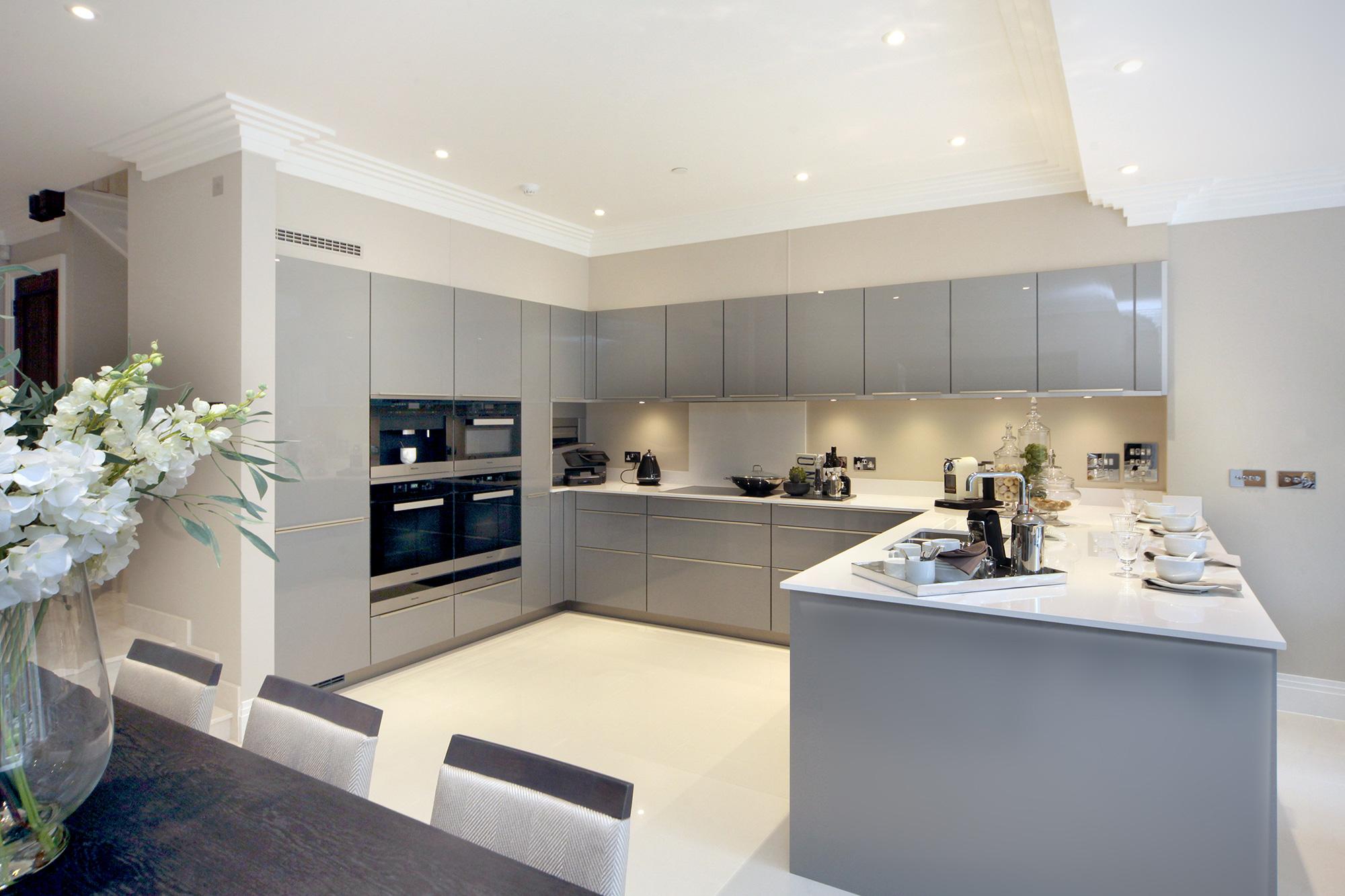 Kitchen Designers Surrey Uk